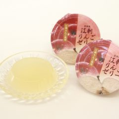 江刺りんごゼリー 172円(税込)