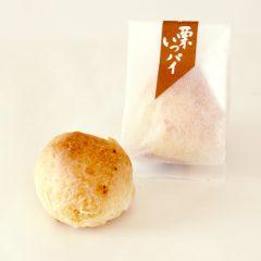 栗いっパイ 129円(税込)
